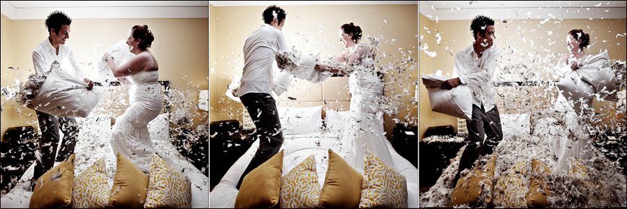 Pillow Fight Wedding039