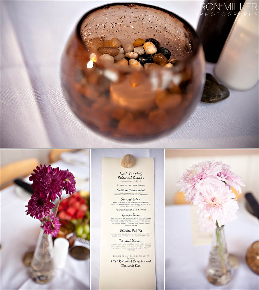 Yahoola Creek Grill wedding