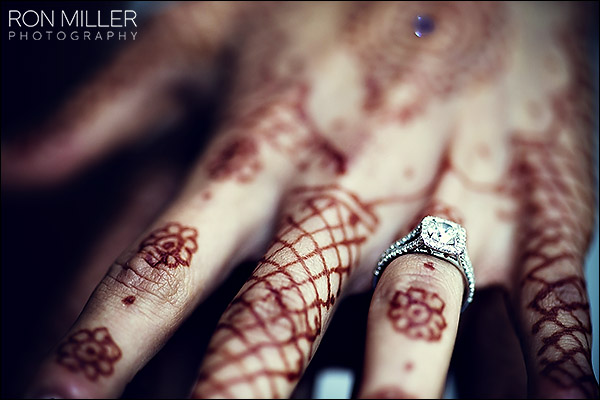 Indian Wedding Ring Henna
